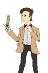 Eleventh Doctor by FerchoCG