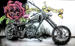 Chopper the 5th Series by Roughers