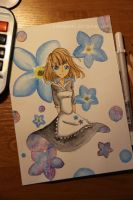 Forget-me-not by xxMIANExx
