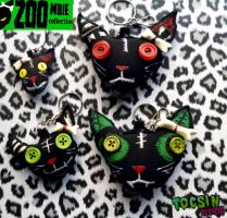 ZOOmbie CAT by TocsinDesigns