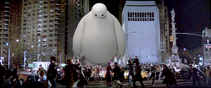Ghostbusters Baymax by Richard67915