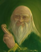 Iroh by A6A7