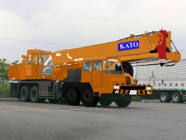 Truck Mounted Crane by Flectarn