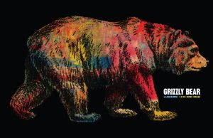 Grizzly Bear poster by goodmorningvoice