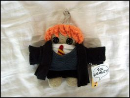 Ron Weasley Plushie by quacked