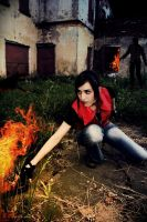 Claire Redfield. Code Veronica by AliceCroft