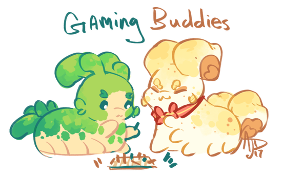 Paca Gaming Buds by CloverCoin