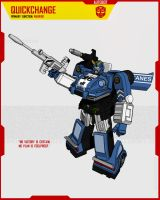 AUTOBOT QUICKCHANGE by F-for-feasant-design