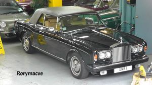 Rolls Royce Corniche by The-Transport-Guild