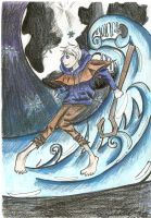 Jack Frost Fan Art by DreamingHummingBird