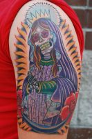 Guadalupe by newtskewltattoo