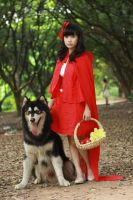 Model 9 (Red Riding Hood) by Hoangvanvan