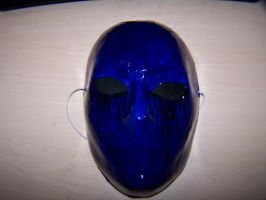 Finished Eyeless Jack Mask by GingaAkam