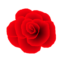 Red Rose 3 STOCK by venicet