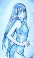 The Frost by Paper-Child