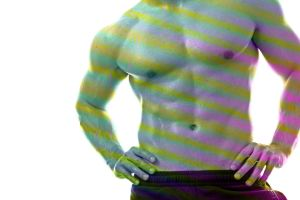 Body Power (Lines Of Coloring) by HallesKlein