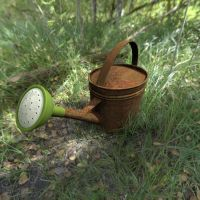 Watering Can test by davidbrinnen