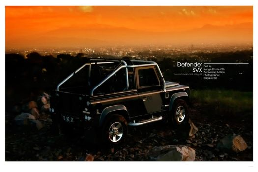 Defender SVX by rd4play