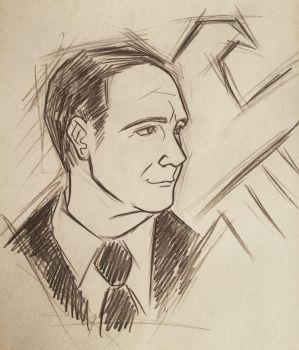 Phil Coulson by 7Lisa
