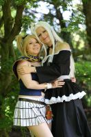 Friends of the same guild or more like family? by elementgirl-Josy