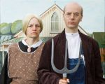 American Gothic Cosplay by Poison-Harley