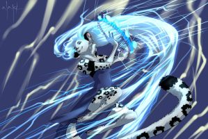 dance of the thunder elemental by Alarimaa