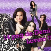 Pack png de Demi Lovato by Luuchi123