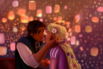 Rapunzel and Eugene by MagicNight31