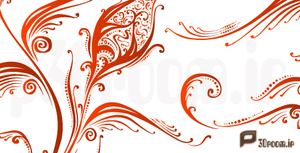 beautiful-pattern-vector-1 by p30room