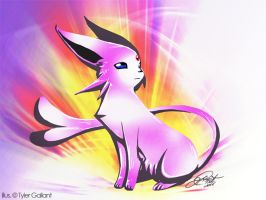 _+espeon+_ by super-tuler