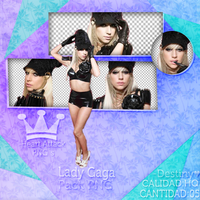 +Pack Lady Gaga by CyrusEditionsPNG