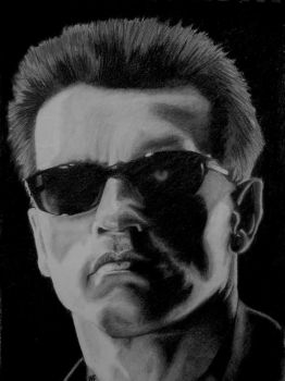 Terminator by marcusfearnley