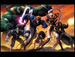 Wildc.a.t.s by JPRart