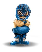 Baby Dr Wagner Jr by nebrag
