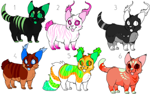 [Adoptables] Closed by AnonAdopts
