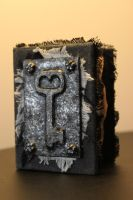 miniature book/fantasy .front by izibel1