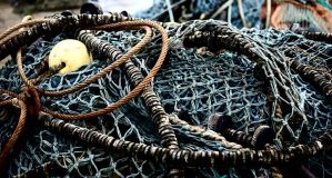 Cold Netting by Dune-sea