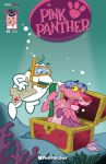 Pink Panther #1 Cover Art by toonbaboon
