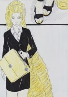 Sylvia Ardennes appearing for the defense by Alucard196