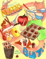 Recipe for Nutritious Muffins by melevator