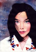 Bjork VIII by bjorkology