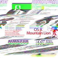 Ghetto OS X Bling (Databent) by MegaBunneh