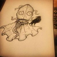 Scarecrow by PsychoXarles