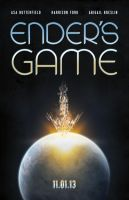 Ender's Game - 11x17 poster by thrawn