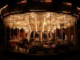 Carousel by greenxboy