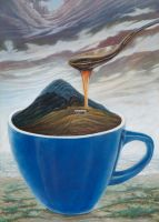 Mountain Cup by 13PaVel