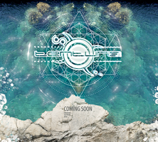 Tentura New Album Cover - Coming Soon by sashander