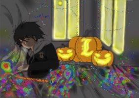 Haloween and my day by clairelawliet