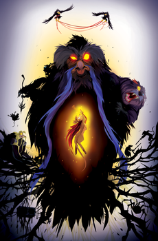 The Secret of Nimh by ChasingArtwork