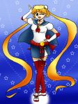 Sailor Moon Modern Redesign by BishiLover16